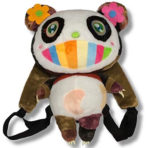 (村上隆) Takashi Murakami パンダ リュック Panda Back Pack カイカイキキ kaikaikiki   B07H668XP1