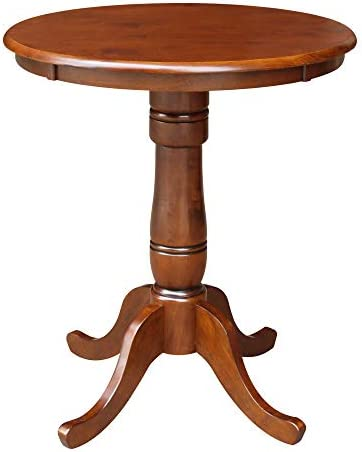 International Concepts Dining Table, Espresso