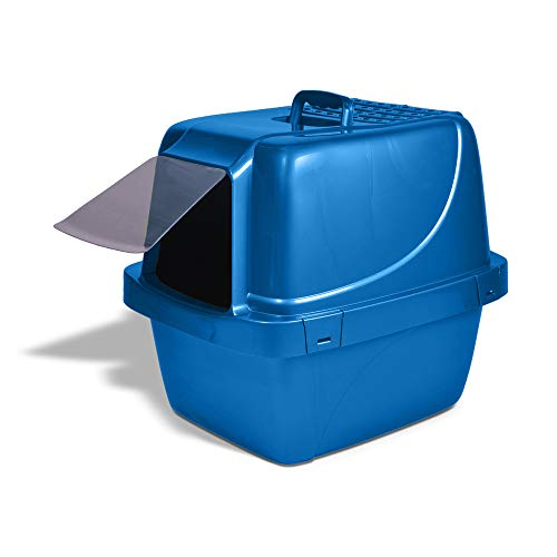 Van Ness - Enclosed Sifting Litter Box with Odor Control,...