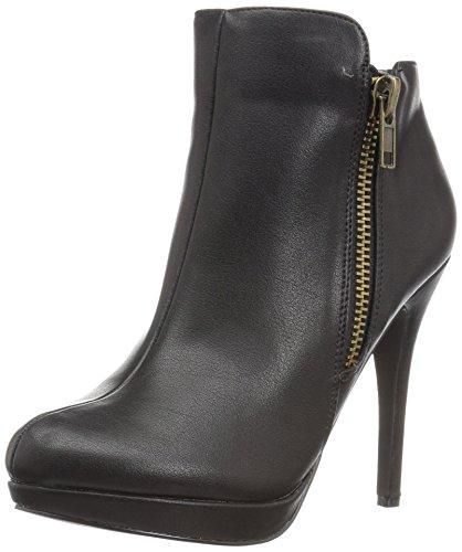 - Michael Antonio Women's Roger Ankle Bootie, Black, 9 M US