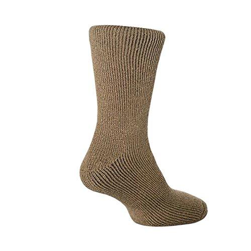 (Heat Holders Thermal Socks, Men's Original, US Shoe Size 7-12, Stonewash)