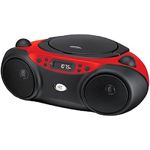 Boom Box AM/FM/CD Player by GPX MfrPartNo BC232R