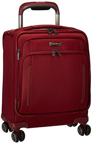 Samsonite Silhouette Xv Softside Spinner Boarding Bag Napa Red