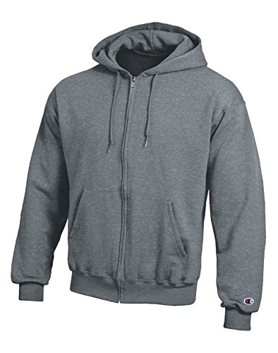 Champion Adult Eco Full-Zip Hooded - Champion Hoodie Heavyweight