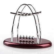 SODIAL(R)Newton's Cradle Balance Ball Physics Science Fun Desk Toy Accessory