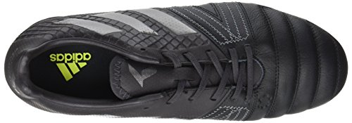 adidas Kakari Elite SG, Scarpe da Rugby Uomo Nero (Core Black/Night Met /Utility Black )