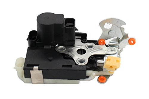 Power Actuator Yukon Lock Door - NewYall Front Right Passenger Side Door Lock Actuator (Integrated With Latch)