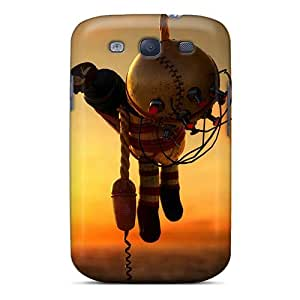 For Jeffrehing Galaxy Protective Case, High Quality For Galaxy S3 Toy Hd Skin Case Cover