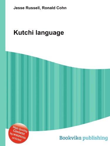 Kutchi language