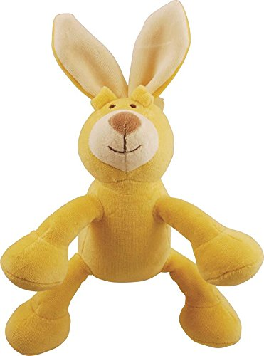 Simply Fido Organic Plush 6-Inch Petite Pet Toy, Lucy Bunny