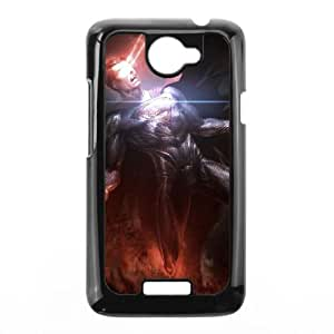 Superman HTC One X Cell Phone Case Black Vpjll