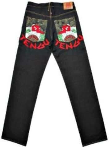 RMC Martin Ksohoh sky dog TENGU jeans REDM6211