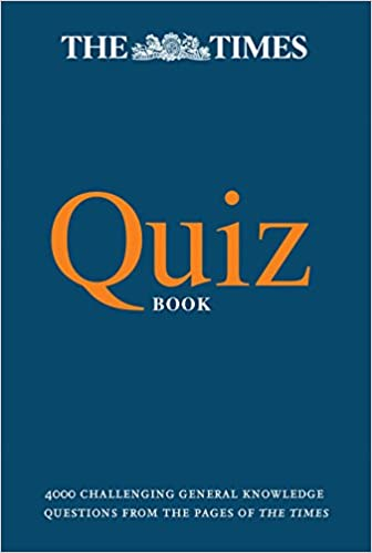 The Times Quiz Book (Times Mind Games): Amazon co uk: The