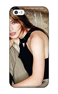 New Snap-on CharlesRaymondBaylor Skin Case Cover Compatible With Iphone 5/5s- Keira Knightley