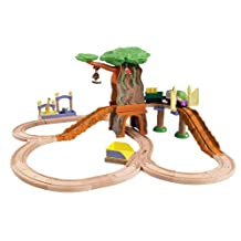 Chuggington Wooden Railway Koko's Safari Set