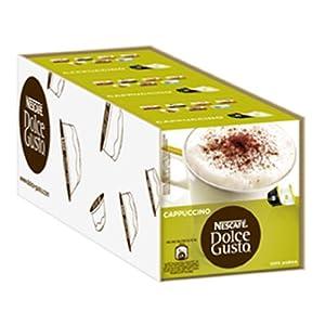 Bei amazon: Nescafé Dolce Gusto Cappuccino (48 Kapseln) für nur 11 €!