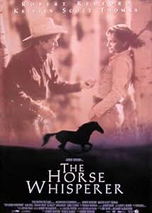 "The Horse Whisperer - Movie Poster / Print (Size: 27"" x 40"")"
