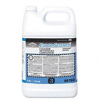 JohnsonDiversey Professional Floor Science® System CLEANER,FLOOR,GAL 4707 (Pack of 6)