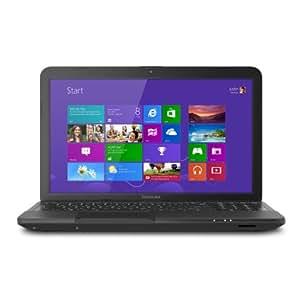 Toshiba Satellite C855D-S5340 15.6-Inch Laptop (Satin Black Trax)