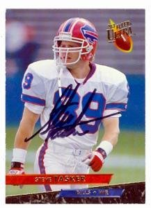 Steve Tasker autographed Football Card (Buffalo Bills) 1993 Fleer Ultra  35  - NFL e9fadca3b