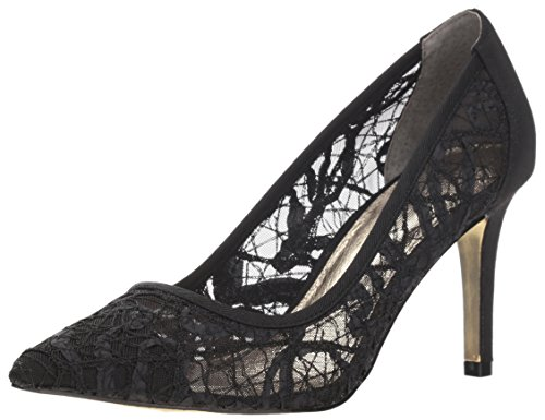 Adrianna Papell Women's HAZYL Pump, Black, 5.5 M US
