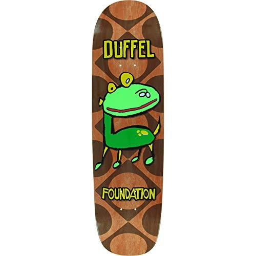Foundation Skateboards Duffel Barkee Skateboard Deck - 8.38