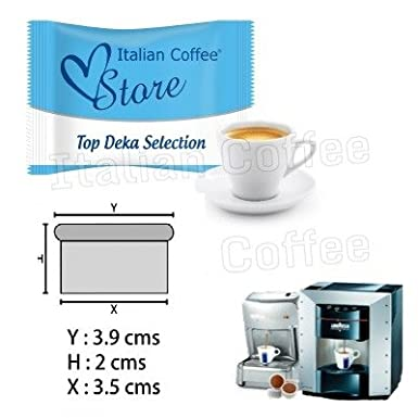 Capsulas Lavazza® Espresso Point® Compatibles Top Descafeinado 50 ...