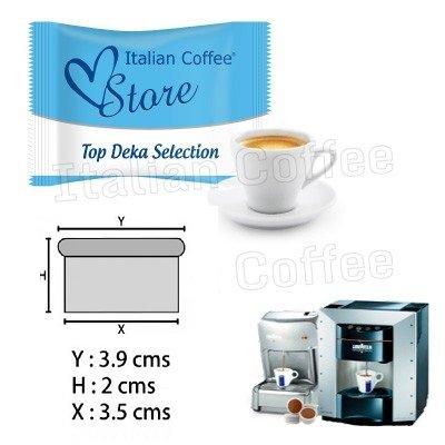 Capsulas Lavazza® Espresso Point® Compatibles Top Descafeinado 50 ud: Amazon.es: Alimentación y bebidas