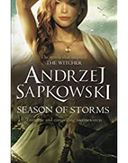 Season of Storms: A Novel of the Witcher: A Novel of the Witcher – Now a major Netflix show