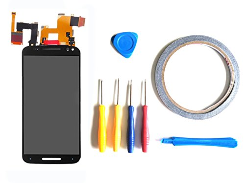 For Motorola Moto X Pure Edition XT1575 LCD Display Digitizer Touch Screen+ Tools (Double-sided adhesive is Also included)