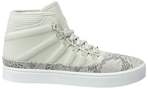 Jordan Nike Mens Westbrook 0 Scarpa Casual Light Bone / Bianco / Nero