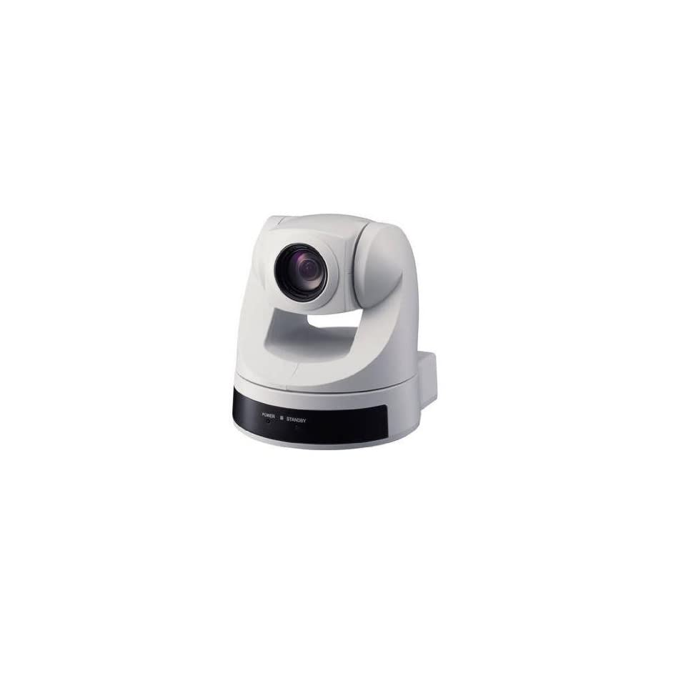 Sony 1/4 Inch CCD Pan/Tilt Zoom Color NTSC Video Camera (White) EVI D70W  Webcams  Camera & Photo