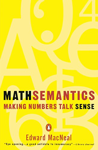 Mathsemantics: Making Numbers Talk Sense