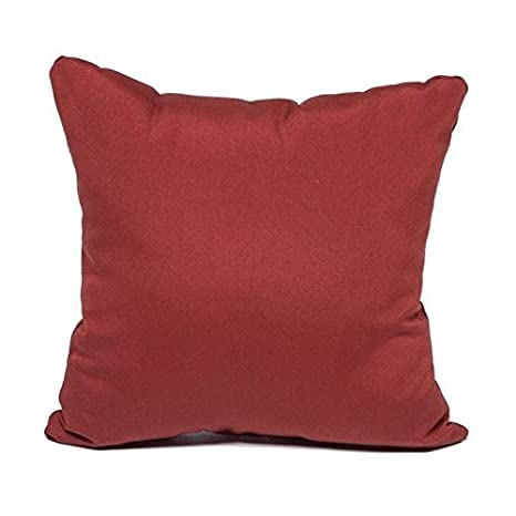 Amazon TKC Outdoor Throw Pillows Square In Terracotta Set Of Custom Terracotta Decorative Pillows