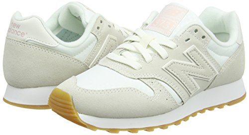 Mujer 373 Blanco Balance Para Zapatillas cream New 0BIUqA7