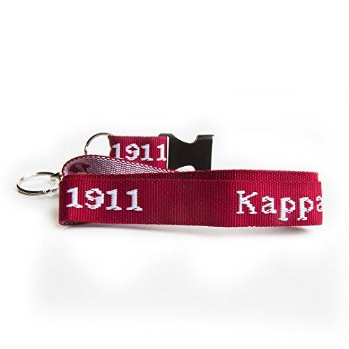 New Kappa Alpha Psi Fraternity Lanyard Woven