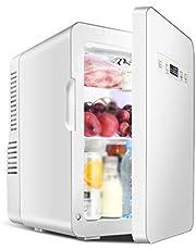CLING 20/22LNevera Termoeléctrica Portátil Calor,Mini refrigerador refrigerado pequeño Dormitorio Coche refrigerador Coche pequeño hogar Doble Uso