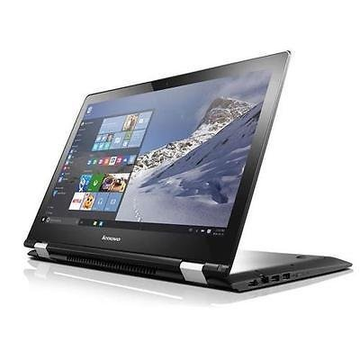 Lenovo Flex 3 15.6' Full HD 2-in-1 Touchscreen Laptop, Intel Core i7-6500U 2.5 GHz, 8 GB RAM, 256 GB SSD, 2GB NVIDIA GeForce 940M, Webcam, Bluetooth, HDMI, WIFI, Windows 10