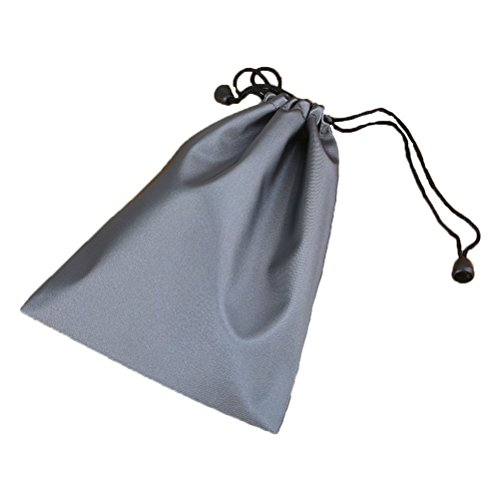 ULTNICE Drawstring Gift Bag Jewelry Pouch Favor Bag Flannel Bag Waterproof 10 Pieces (Flannel Aloha)