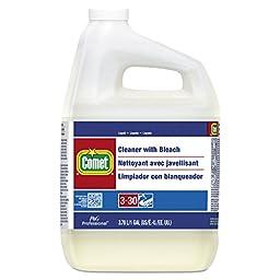 Comet 02291CT Ajax Cleaner with Bleach Liquid, 1 gal Bottle (Pack of 3)
