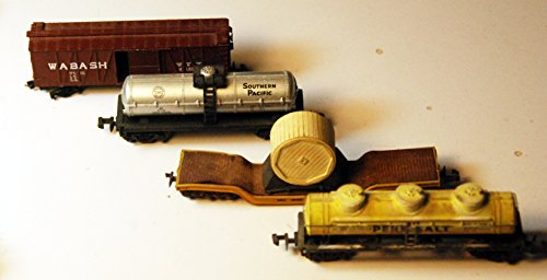 Used, Weathered N scale trains for sale  Delivered anywhere in USA