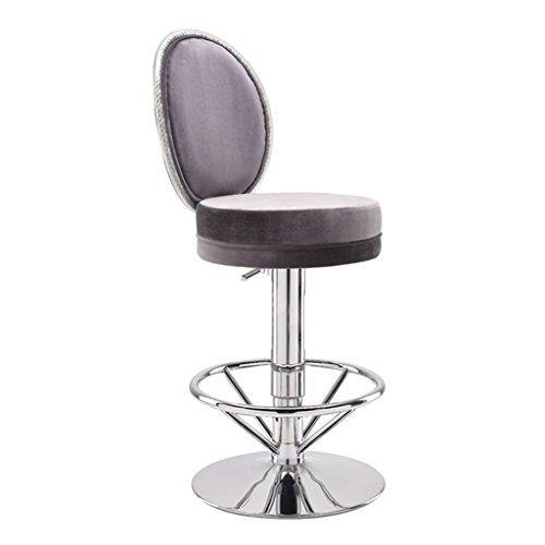 SjYsXm-Bar stool Bar Silla Silla elevadora Silla de Oficina Silla de Salón Antigua Silla de Casino Elegante Clásica Silla...