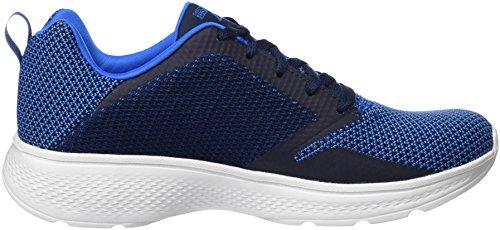 Zapatillas Solar Walk para Hombre Skechers Blue 4 Go Azul aFwAP