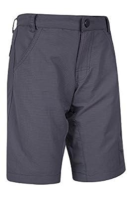 Mountain Warehouse Off Road Kids 2 In 1 Bike Shorts