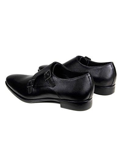 à Cuir Deux 302 Chaussures Homme en Zara Boucles 2455 PgWIZqwwn