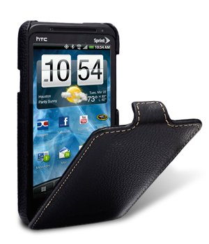 melkco-htc-evo-3d-ultra-slim-handmade-premium-genuine-cowhide-leather-case-jacka-flip-type-black