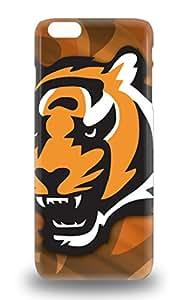 Premium NFL Cincinnati Bengals Logo Back Cover Snap On 3D PC Soft Case For Iphone 6 Plus ( Custom Picture iPhone 6, iPhone 6 PLUS, iPhone 5, iPhone 5S, iPhone 5C, iPhone 4, iPhone 4S,Galaxy S6,Galaxy S5,Galaxy S4,Galaxy S3,Note 3,iPad Mini-Mini 2,iPad Air )