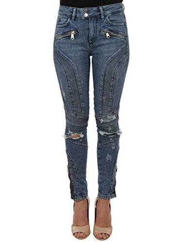 Ww0ww21874912 Cotone Blu Gigi Tommy Donna X Jeans CnwBH