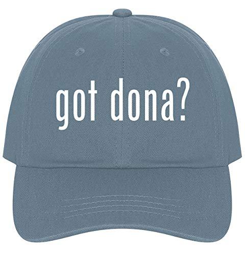 got dona? - A Nice Comfortable Adjustable Dad Hat Cap, Light Blue ()