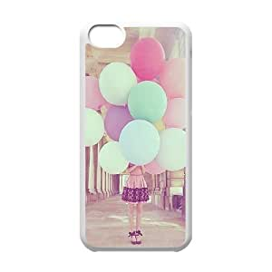 MMZ DIY PHONE CASEBalloons ZLB810258 Personalized Case for iphone 5/5s, iphone 5/5s Case